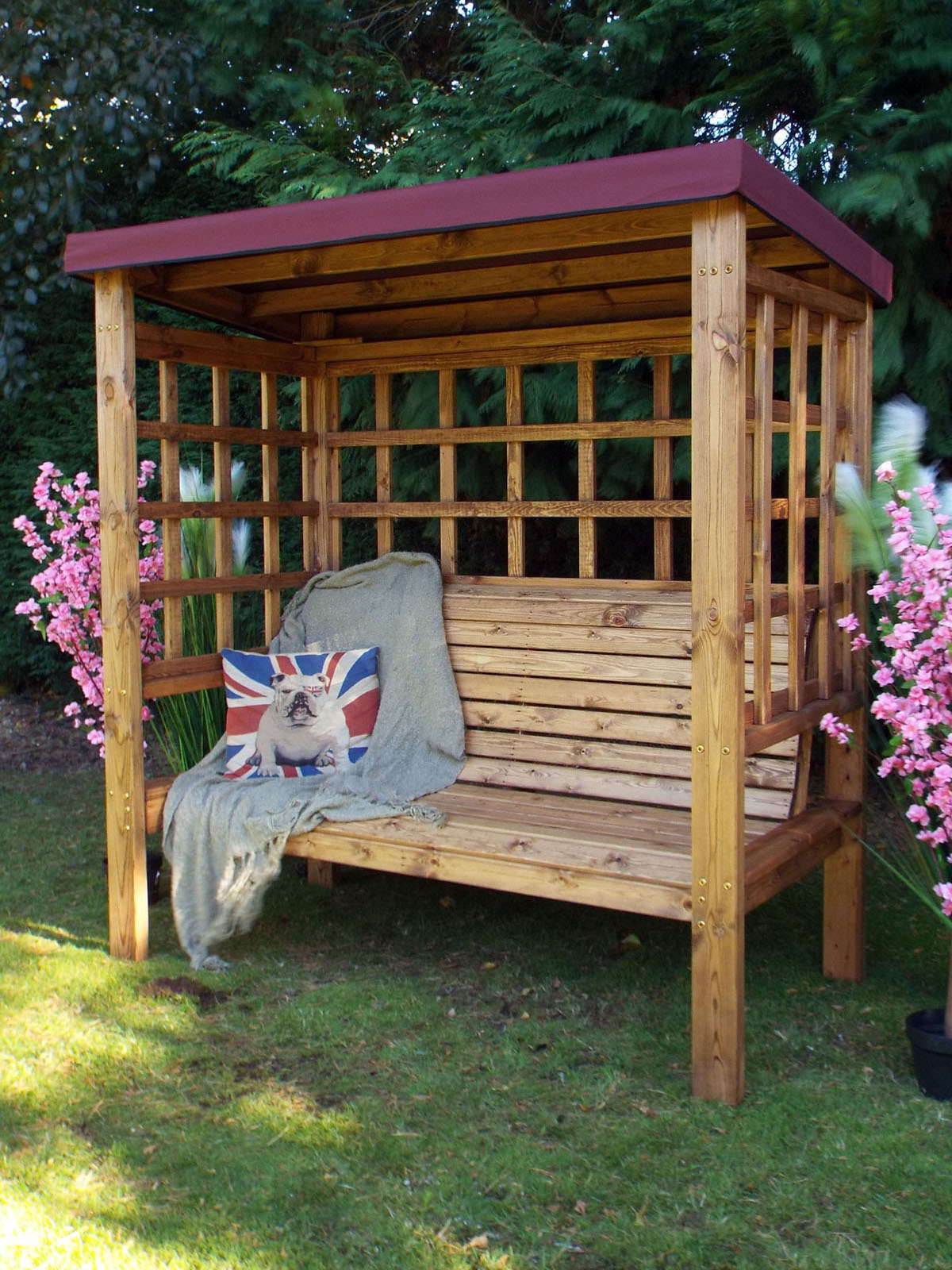 Arbours With Seats Garden Arbour Seat Online Furniture
