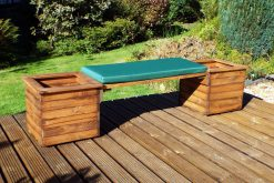 Wooden Planter - Garden Planters Wooden Planter - Solid Wood Patio and Garden Furniture