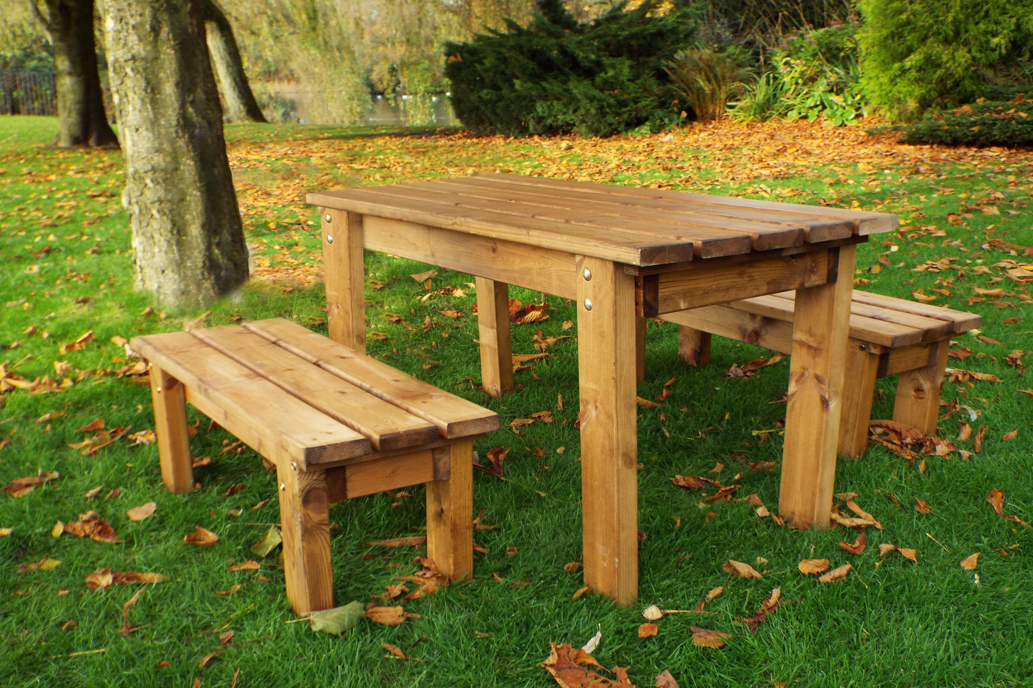 Terrific Childrens Garden Bench Table Set Solid Patio Kids Furniture Short Links Chair Design For Home Short Linksinfo